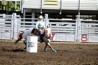 Sat WBRA Barrel Race - Jackpot #1