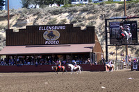 2012 Ellensburg Rodeo - Sat Grand Entry